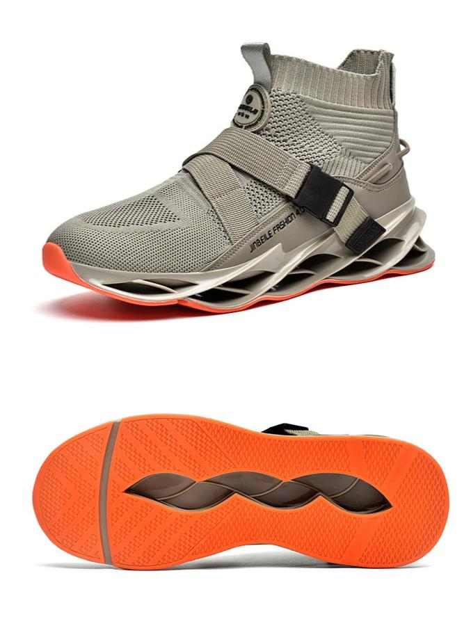 Cushioning Running Professional Sports Shoes - BrapWrap
