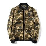 Cotton Military Army Camouflage Casual Jackets - BrapWrap