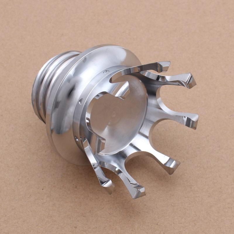 King Crown Style Motorcycle Gas Cap - BrapWrap