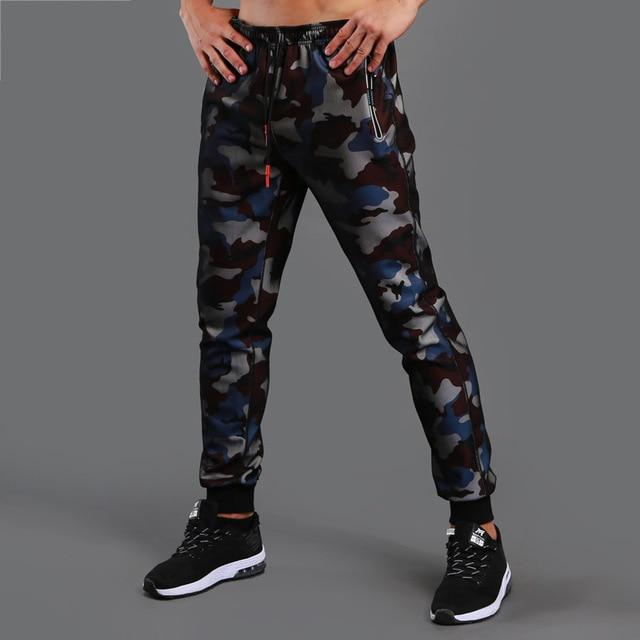 Camouflage Breathable Joggers Military - BrapWrap
