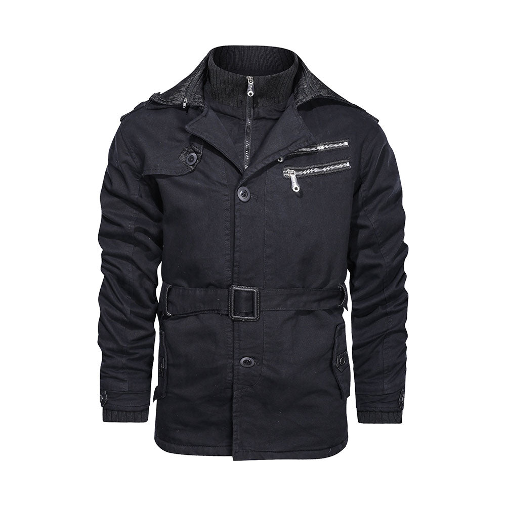 Thick Warm Casual Cotton Jacket