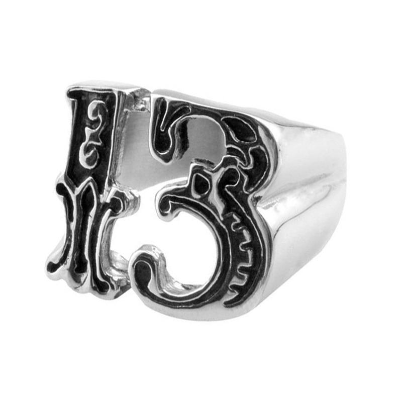 Classic Lucky 13 Ring - BrapWrap