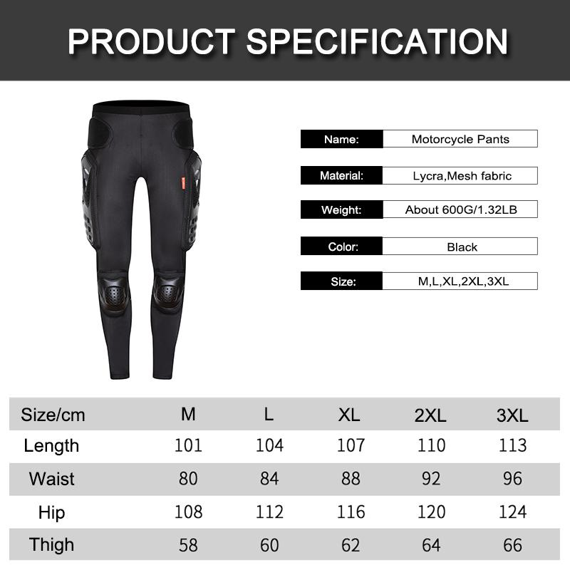 Motorcycle Winter Protective Gear Warm Riding Trousers - BrapWrap