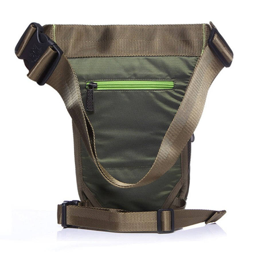 Waterproof Waist Pack Thigh Motorcycle Riding Cross Body Bag