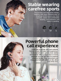Bluedio Particle wireless earphone bluetooth 5.0 waterproof earbuds with charging box