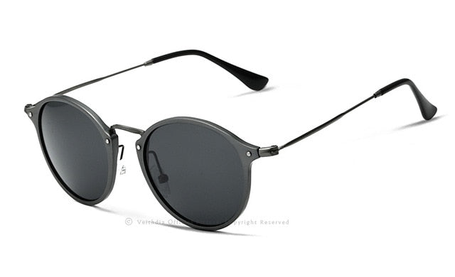 Vintage Style Classic Sunglasses for Bikers