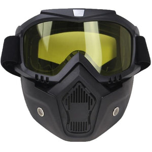 HELMETS FACE MASK - TYPE A