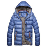 Hooded Winter Casual Jacket