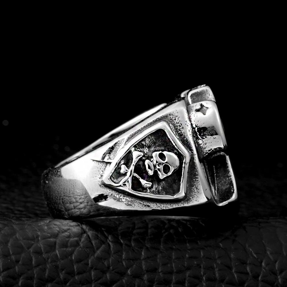 Repair Tool Skull Ring - BrapWrap