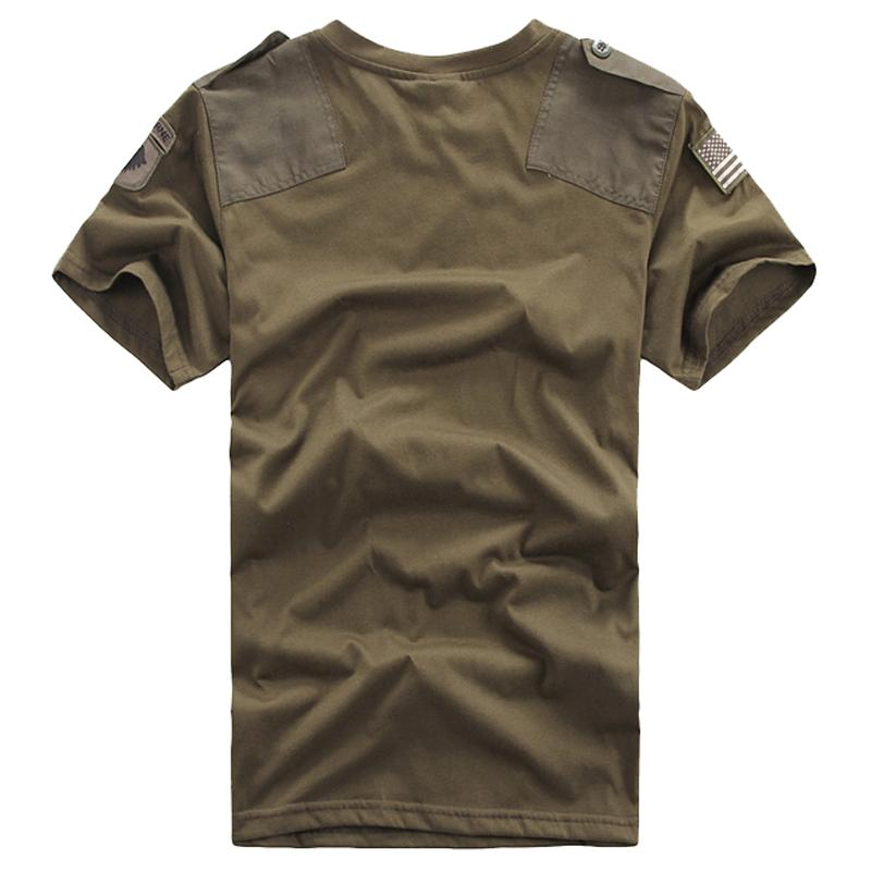 Casual Confederate US Army Cotton T Shirt - BrapWrap