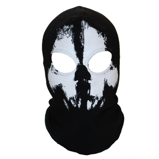 Full Face Warm Skull Mask