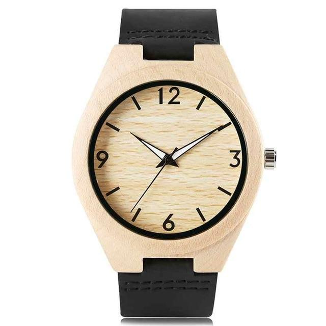 Hand Made Wooden Fashion Watch