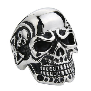 Great Skull Ring for Bikers