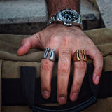 Sparta Warrior Rings for Biker