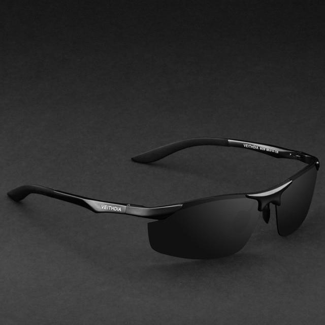 Aluminum Polarized Sunglasses
