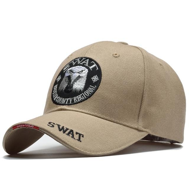 Eagle Army Cap for Bikers