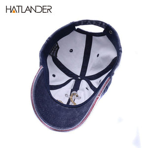 Vintage Look Stylish Biker Cap