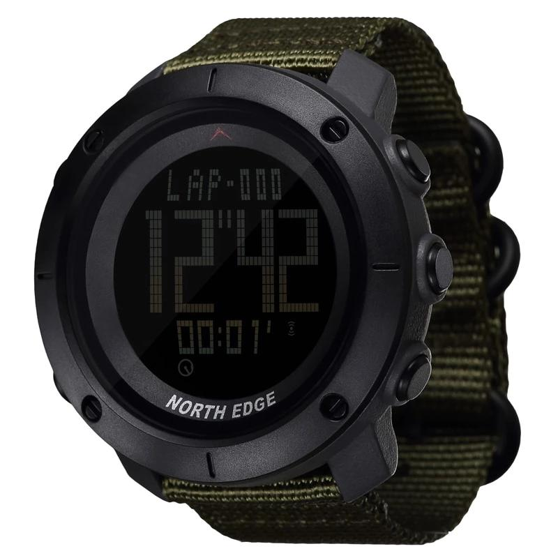Digital Sports Watch Fabric Strap - Limited Edition