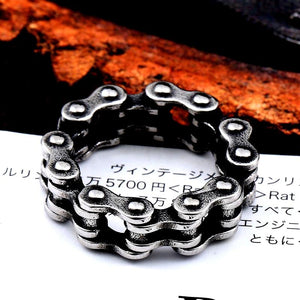 Motorcycle Chain Ring for Real Bikers