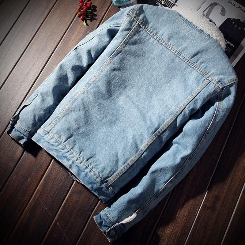 Denim Jacket for Bikers