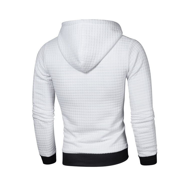 Simple Style Long Sleeve Hoodie
