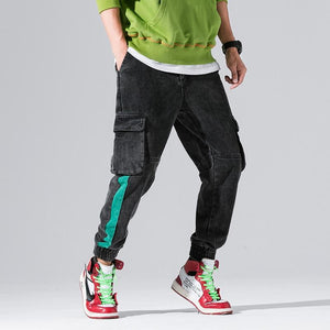 Youth Punk Style Hip Hop Jogger