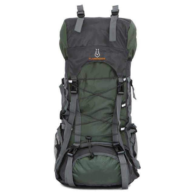 60L Nylon Waterproof Outdoor Bag