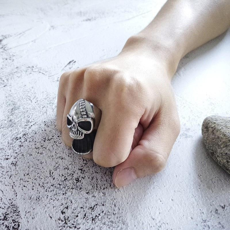 Multi Function Skull Ring