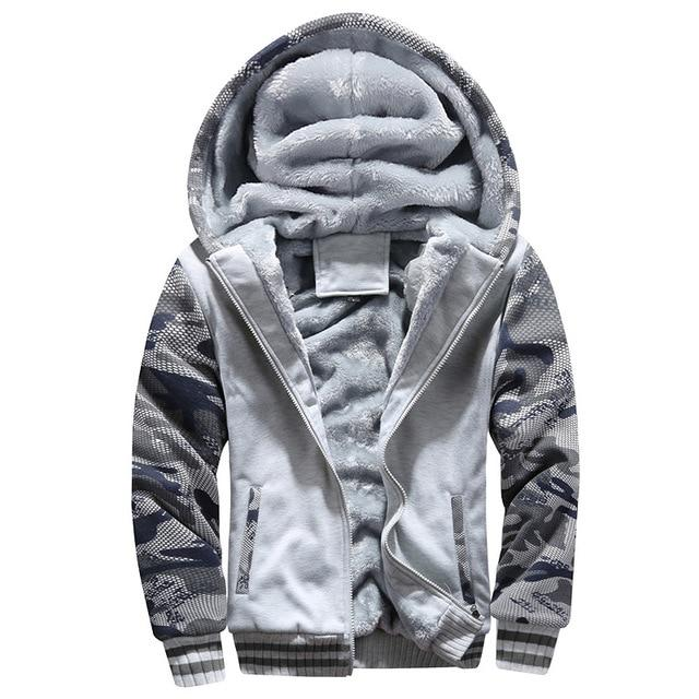 Military Style Hoodie