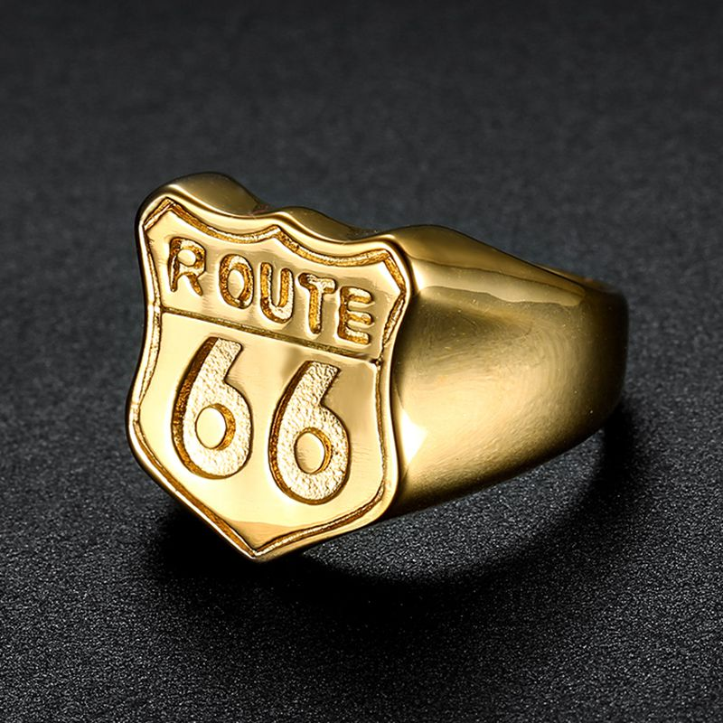 ROUTE 66 RING FOR BIKERS