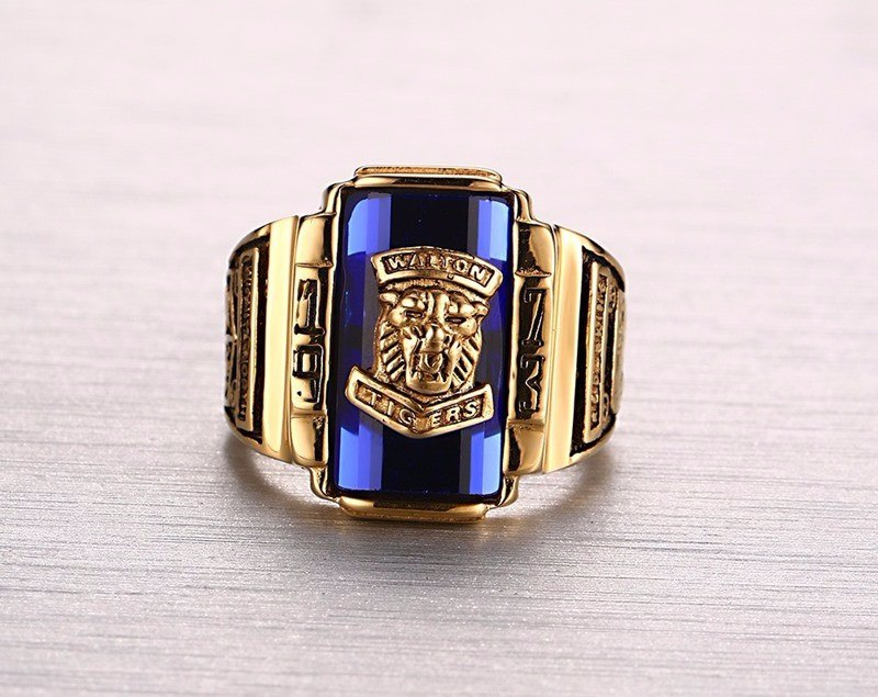 Walton Tiger High School Class Ring