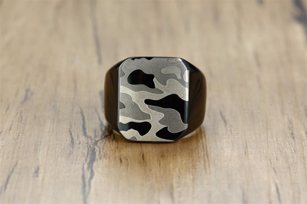 Military Sign Ring