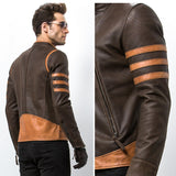 Woverin Bomber Leather jacket