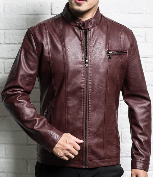 Simple Moto Riders Jacket