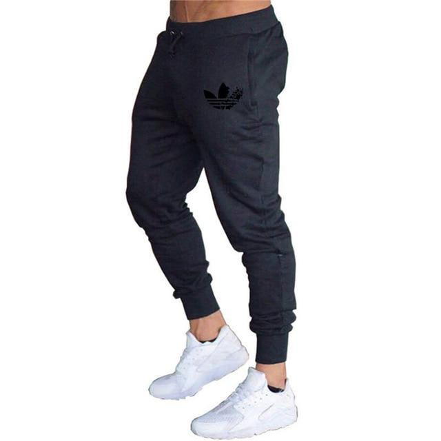 Casual Cotton Joggers