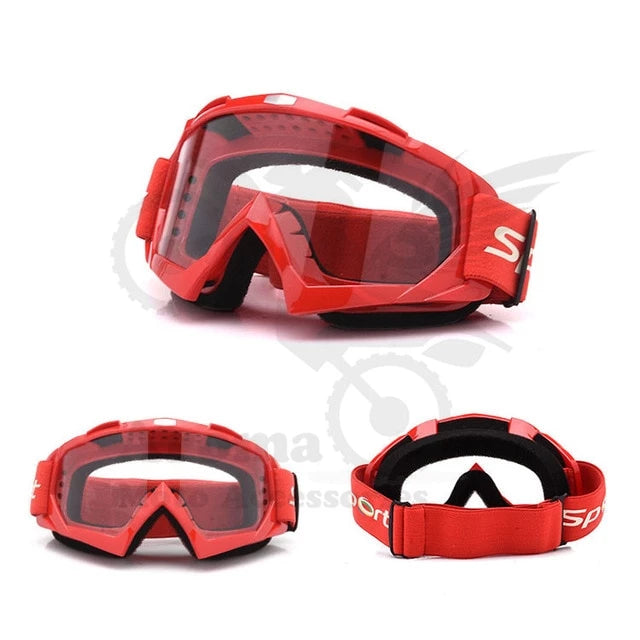 Universal Motorcycle Eye Protection Goggles for Riding