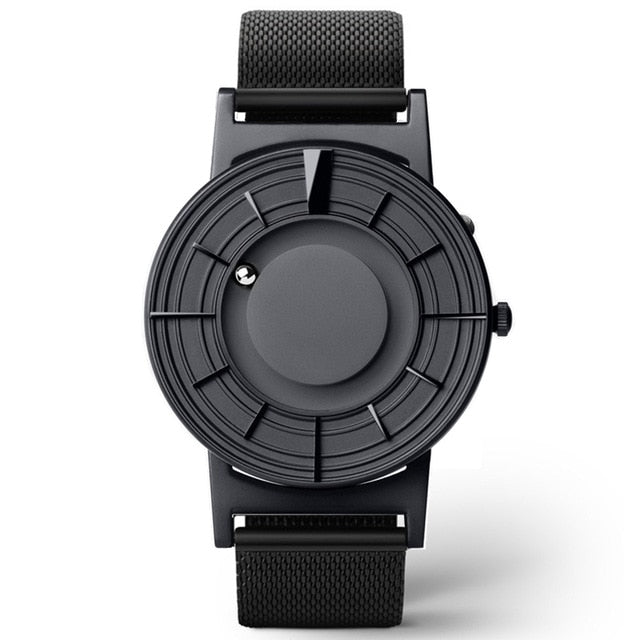 Unique Ultra Modern Design Magnetic Technology Watch