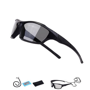 Phototropic Sports Polarized Glasses