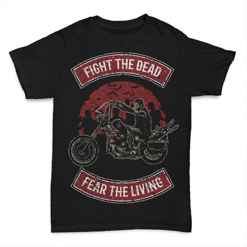 Fight the Dead Fear the Living - BrapWrap