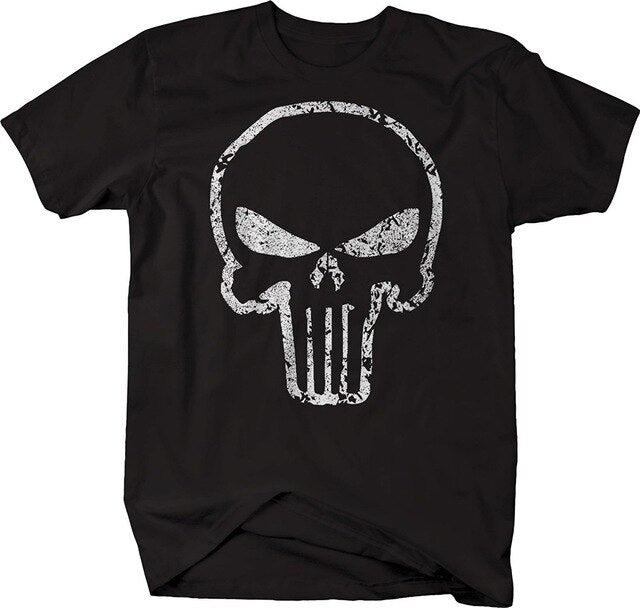 Punisher Skull Ghost Shadow T-Shirt