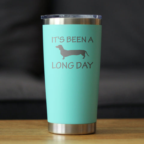 It's Been a Long Day - 20 oz Coffee Tumbler