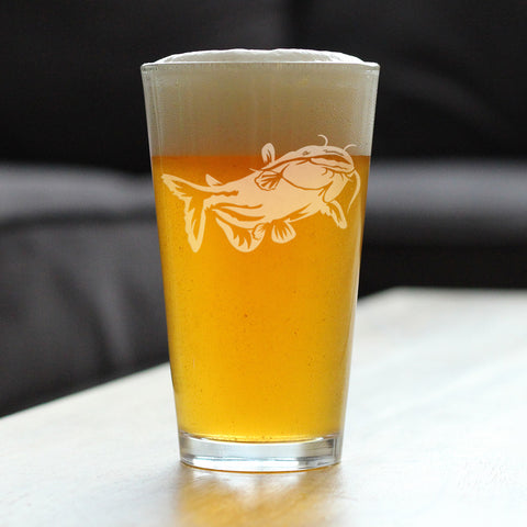 Image of Catfish - 16 Ounce Pint Glass