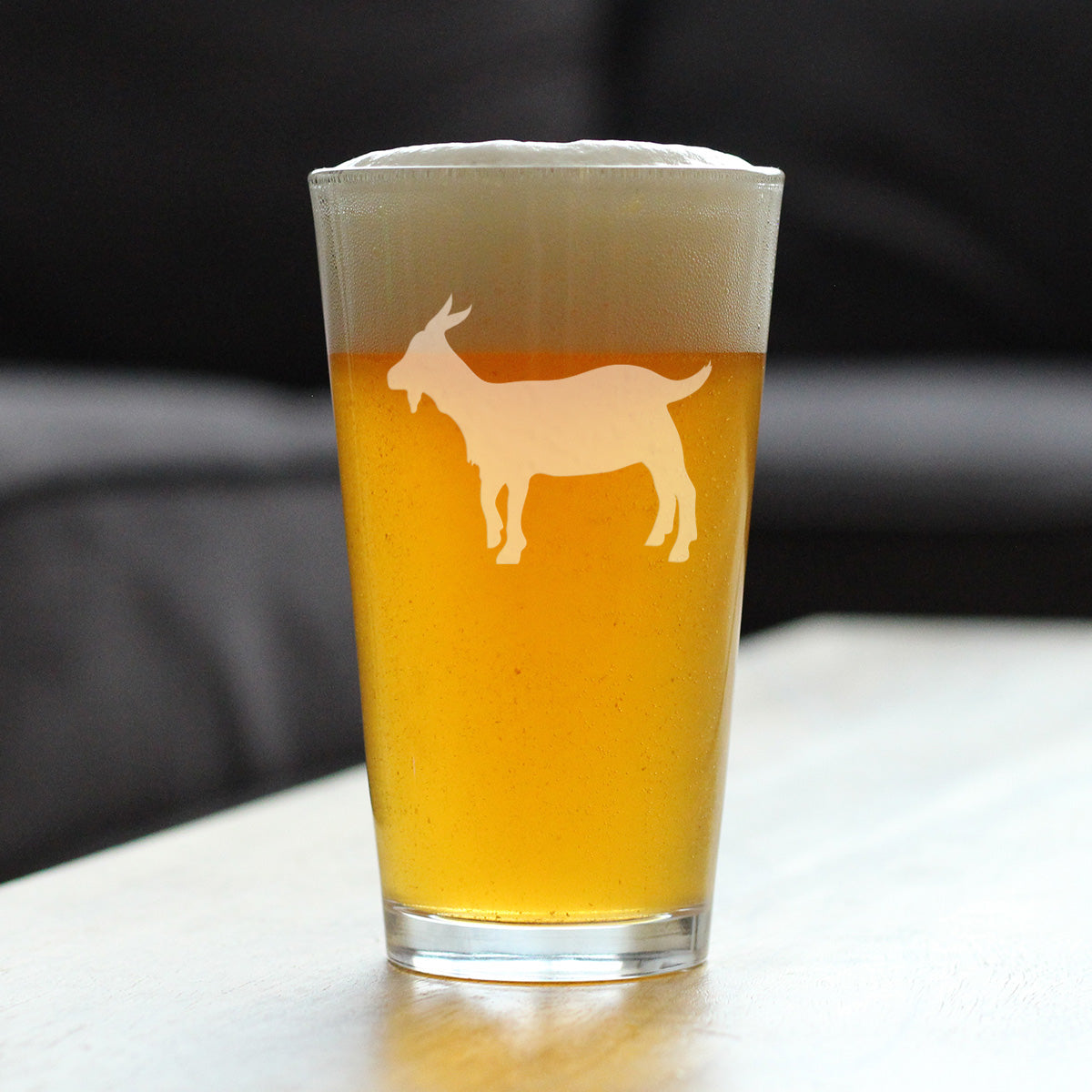 Goat - 16 Ounce Pint Glass