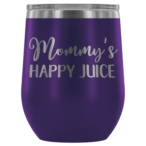 Image of Mommy's Happy Juice - Wine Tumbler
