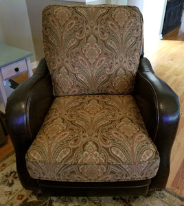 Sam Moore leather Recliner
