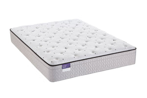 Sealy Scallop Pearl Plush EuroTop