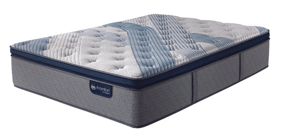 Serta iComfort Blue Fusion 4000 Plush Pillowtop