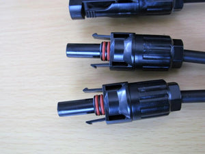 MC4 3 Way Y Branch Solar Connector Pair