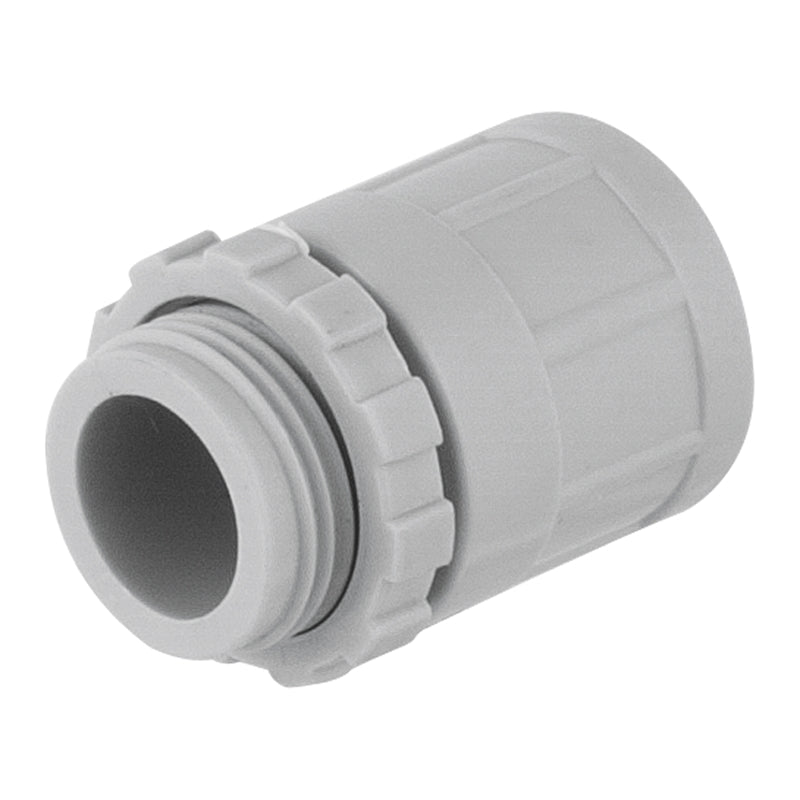 HD Solar T Conduit Adaptor with Lockring 25mm