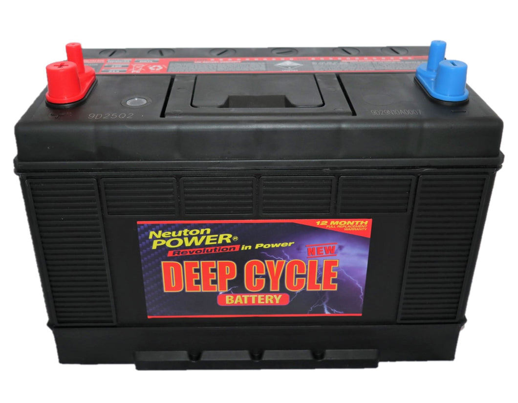Neuton Power 120ah C20 Deep Cycle Battery